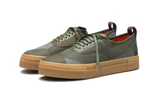 """Eytys Taps Artist Simon Mullan for Two New Pairs of the """"Mother"""" Sneakers"""