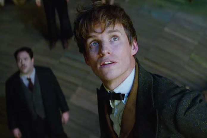 Watch the Mystical First Trailer for 'Fantastic Beasts and Where to Find Them'