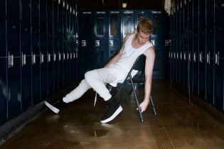 """F.O.G. Unveils """"Back to School"""" Collection Two Editorial Shot by Kevin Amato"""