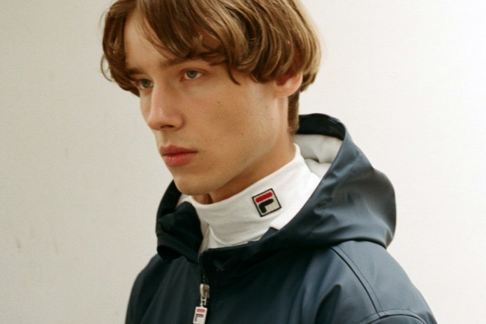 """FILA Unveils a """"Vintage"""" Campaign for 2016 Fall/Winter"""