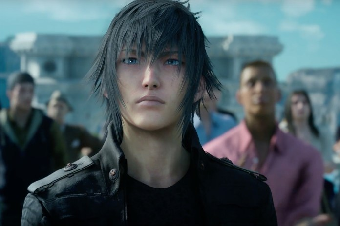 The Tokyo Game Show Offers Another Look at 'Final Fantasy XV'