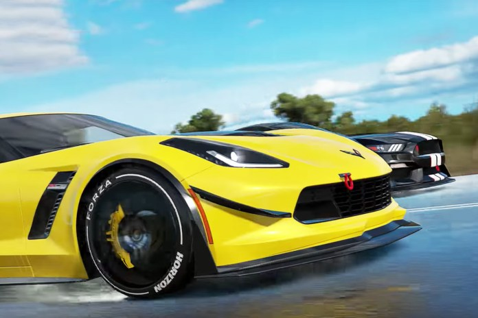 Forza Horizon 3's Trailer Shows Us an Impressive Lineup of Highly Coveted Cars