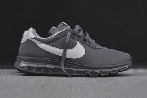 "fragment design x Nike Air Max LD Zero ""Cool Grey"""