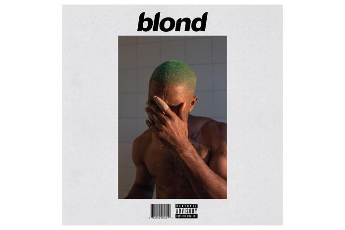 Frank Ocean's 'Blonde' Is No Longer Exclusive to Apple Music