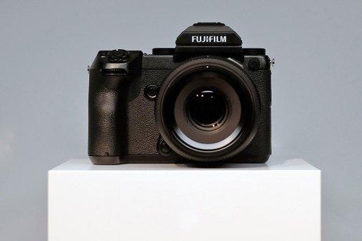 Fujifilm GFX 50S: A Tiny Mirrorless Camera With a Humongous Medium Format Sensor