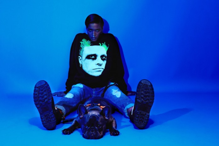 FULL-BK Pays Tribute to Keith Flint for Its Latest Collection