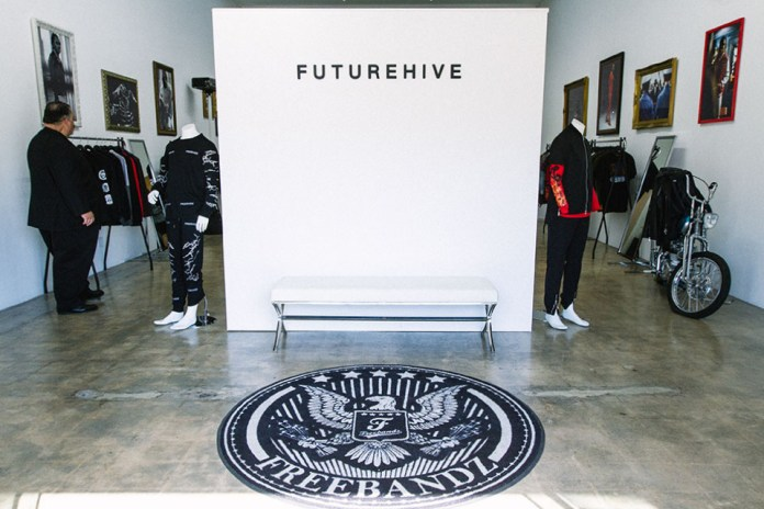 "Future's ""Future Hive"" Pop-Up Store Takes the Idea to New Heights"