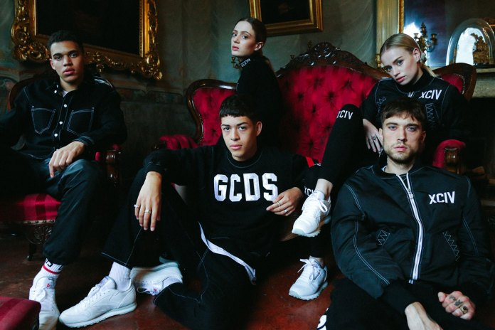 """GCDS's """"The Holy Crew"""" 2017 Fall/Winter Collection Sees Logo-Filled Garments"""