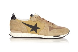 Golden Goose Drops a Star-Studded Fall/Winter Low Top Suede Runner