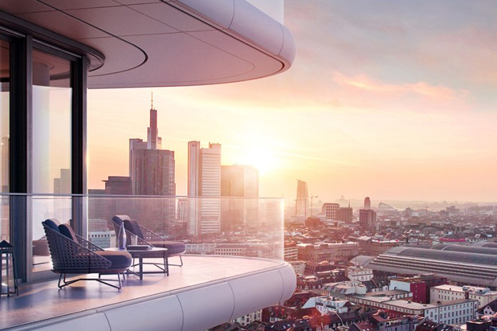 This Skyscraper Is Set to Become Germany's Tallest Residential Building