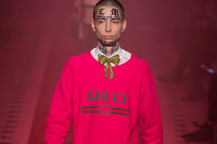 Gucci's 2017 Spring/Summer Collection Is an Unrequited Love Affair
