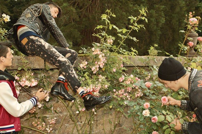 Gucci Cruise Brings Punk Flair to the British Countryside