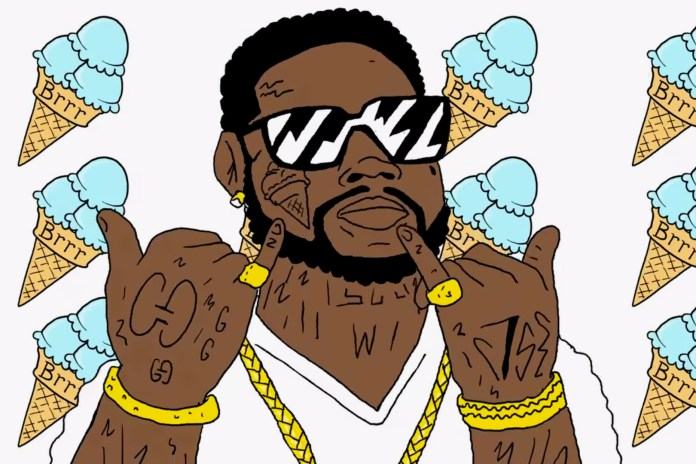 """Gucci Mane Releases Cartoon-Inspired Video for """"All My Children"""""""