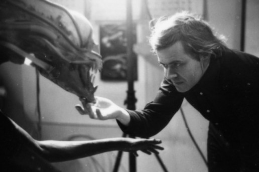 Observe the Birth of H.R. Giger's 'Alien'