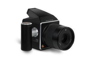 Hasselblad Introduces Its Modular 75-Megapixel V1D Concept & Matching X1D