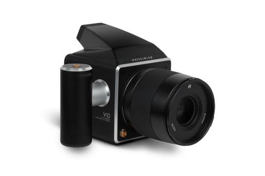 Hasselblad Introduces Its Modular 75-Megapixel V1D Concept & Matching X1D