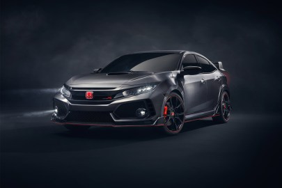 The Honda Civic Type R Is Finally Coming to America
