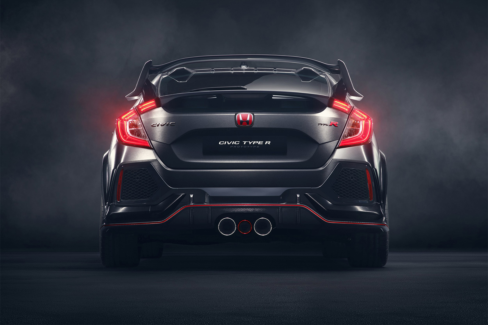 the honda civic type r is coming to america for the first. Black Bedroom Furniture Sets. Home Design Ideas