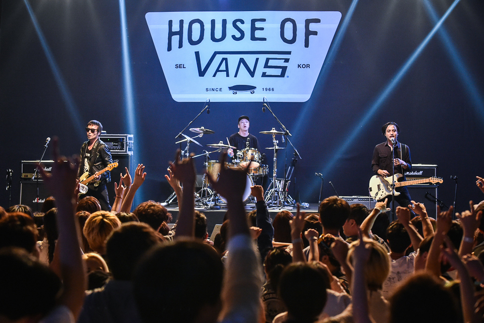 House of Vans Seoul Took Over Zaha Hadid's Dongdaemun Design Plaza.