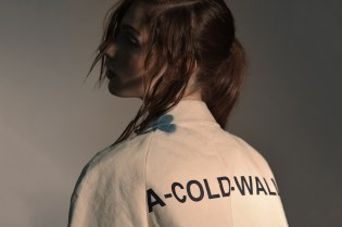 HYPEBAE Gets Dreamy with A-COLD-WALL* for 2016 Fall/Winter Editorial