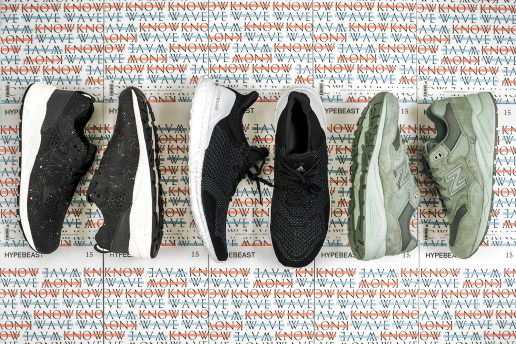 Rep Your City for a Chance to Win a Three-Pack of HYPEBEAST Collab Sneakers