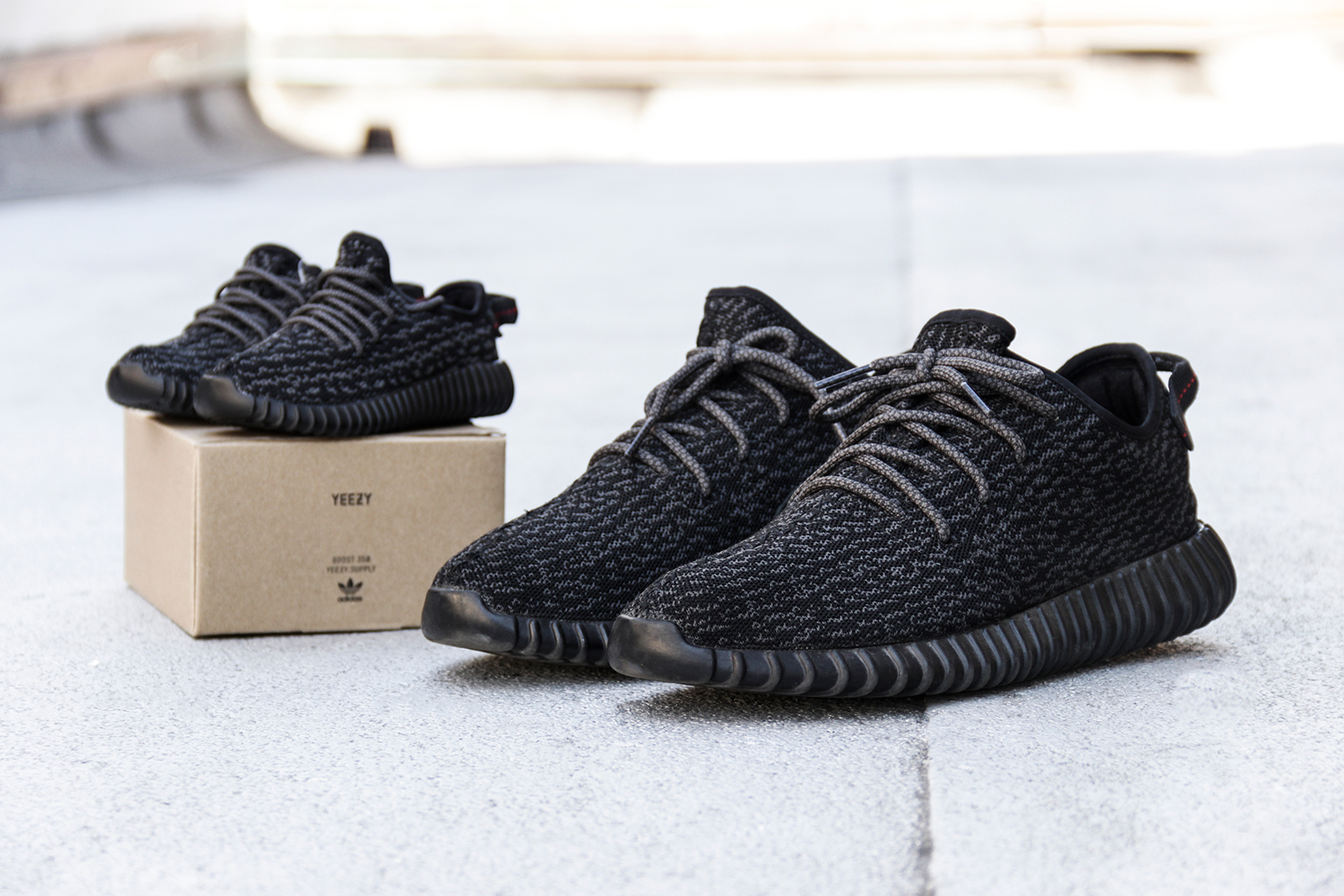 adidas yeezy boost 350 infant pirate black - 1312954