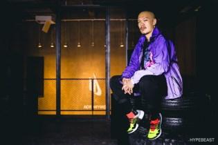 Errolson Hugh on Serendipity and the ACRONYM x NikeLab Air Presto Mid