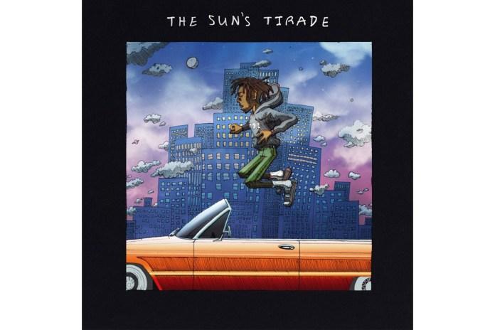 Stream Isaiah Rashad's Latest Project 'The Sun's Tirade'