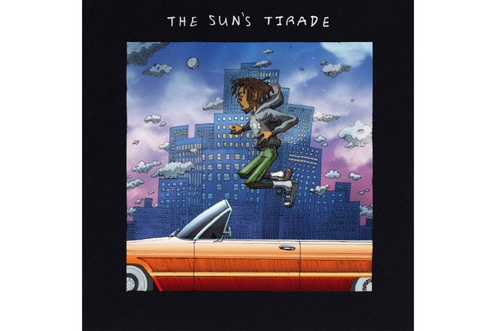 Stream Isaiah Rashad's Latest Project 'The Sun's Tirade'