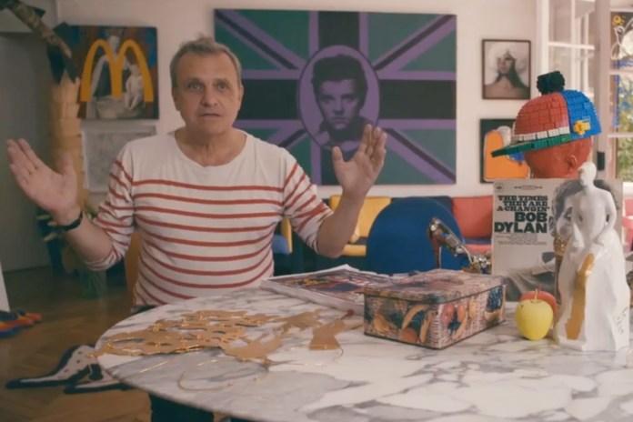 Take a Look Inside Jean-Charles De Castelbajac's Apartment