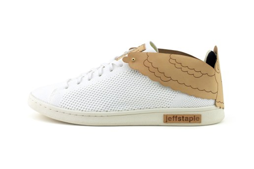 Take a Look at jeffstaple's Customized Stan Smiths