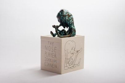 Joakim Ojanen & Case Studyo Team Up for 'The Nose Player'