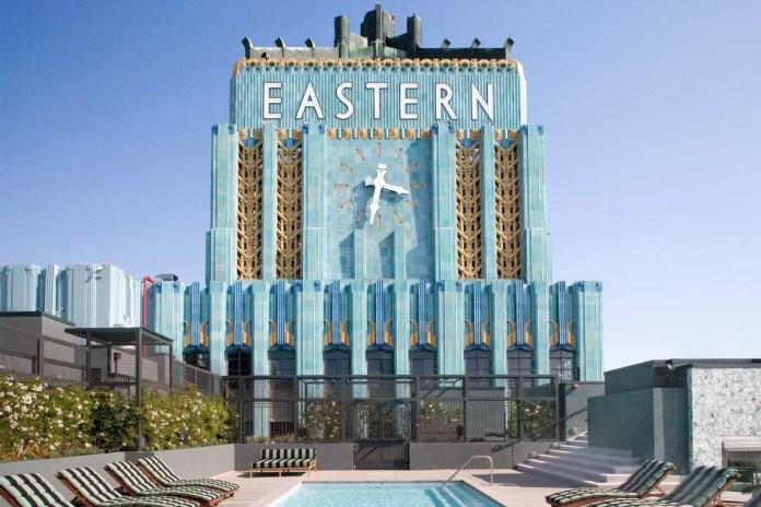 A Look Inside Johnny Depp's Enormous Penthouse in Downtown LA