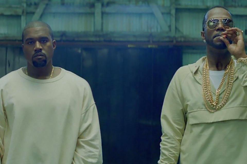 "Juicy J Releases Music Video for ""Ballin,"" Alongside Kanye West"