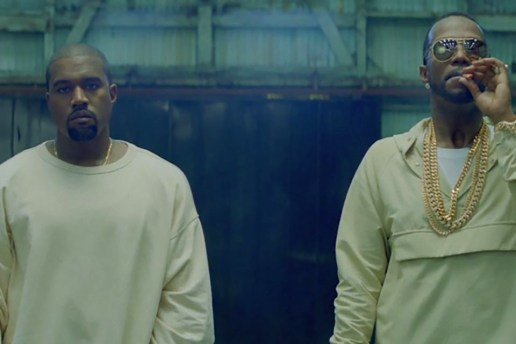 "Juicy J Releases Music Video for ""Ballin,"" Alongside Kanye West"