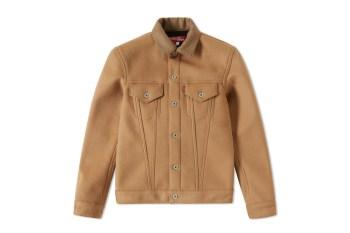 Junya Watanabe MAN x Levi's Cashmere Jacket