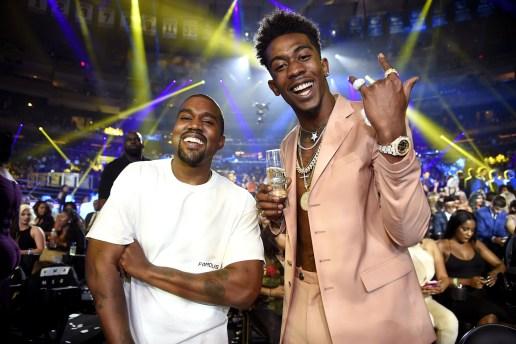 """Kanye West Hops on Desiigner's Infamous """"Tiimmy Turner"""" Track"""
