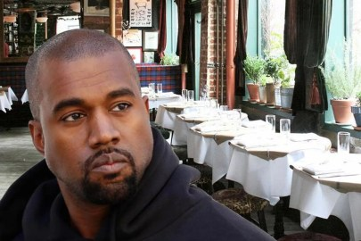 Here's a List of Kanye West's Favorite Restaurants