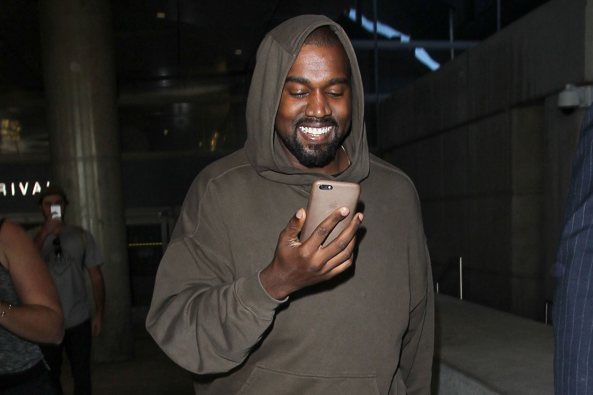 Kanye West Has Joined Instagram