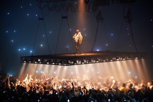 Kanye West Responds to Kid Cudi Diss at his Latest Show