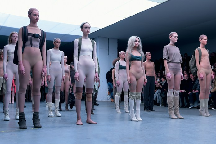 Kanye West Casting Multiracial Women Only for Yeezy Season 4