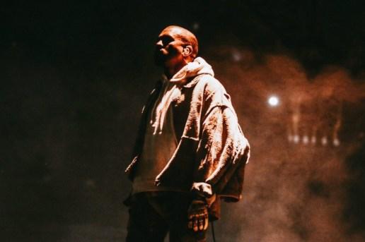 Kanye West Shouts out adidas' Jon Wexler at Latest Saint Pablo Tour Stop