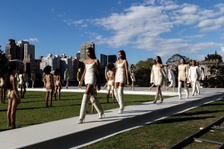 Kanye West's YEEZY Season 4 Brought Sunshine to an Urban Dystopia