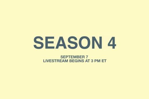 Kanye West's Yeezy Season 4 to Livestream on TIDAL