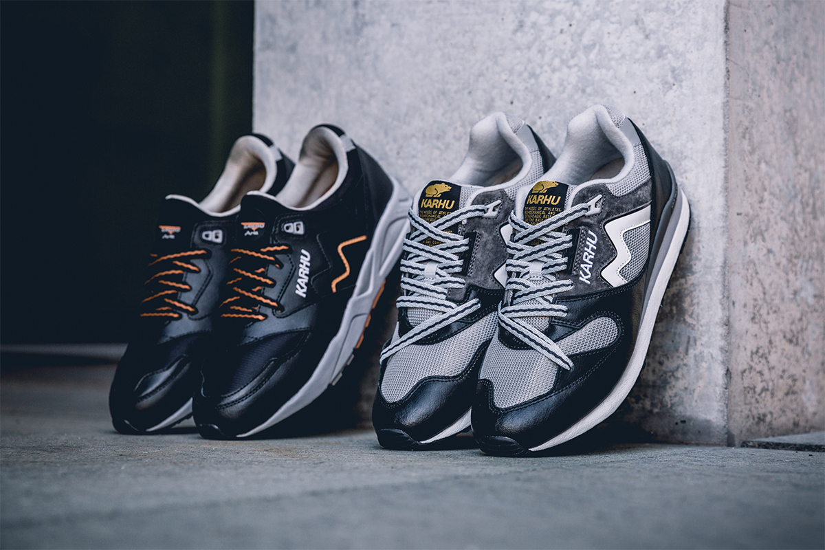 """Karhu Unveils Its """"Black Leather Fall"""" Pack"""