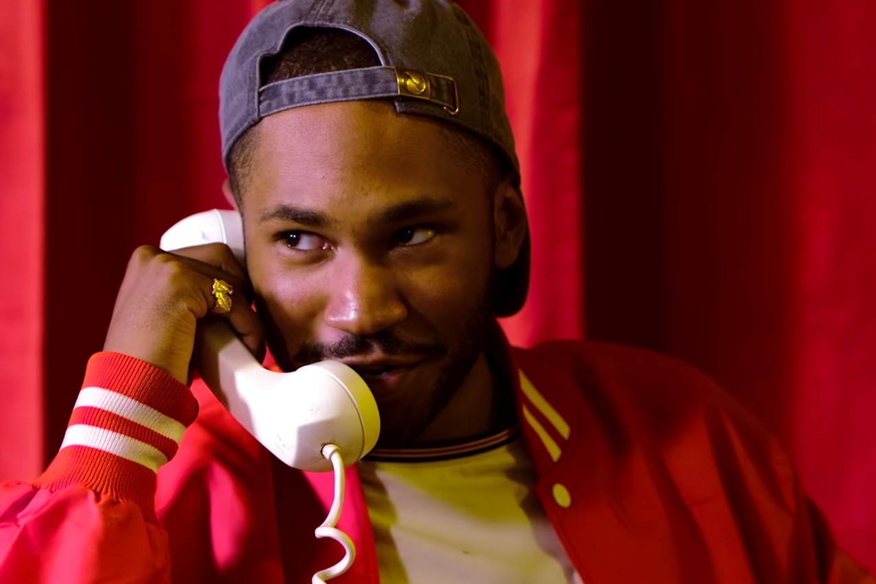 """Kaytranada Debuts Video for """"YOU'RE THE ONE"""" Featuring SYD"""