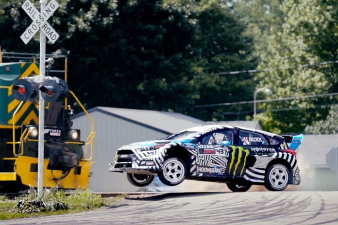 Ken Block's Gymkhana Nine Is Here
