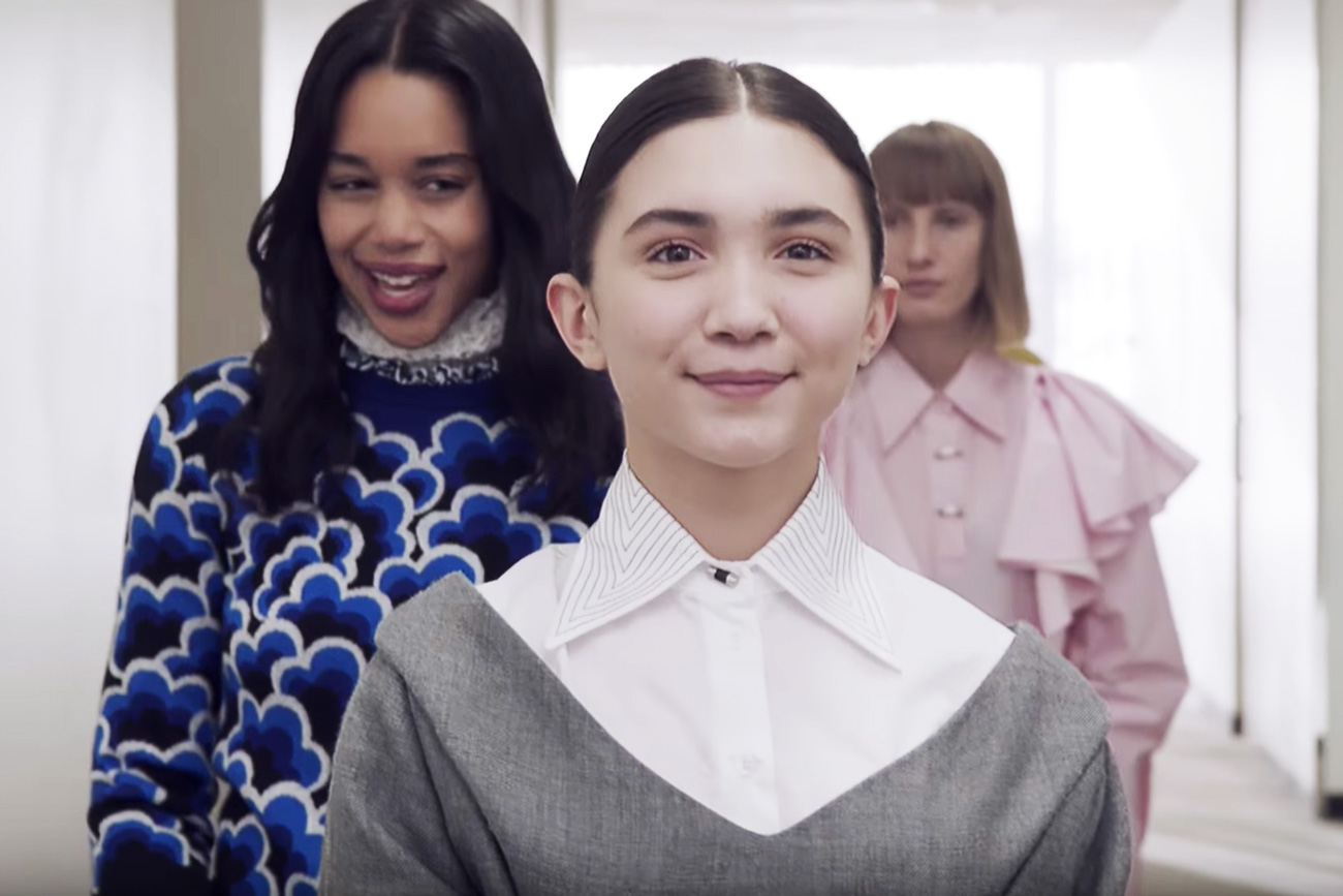 KENZO's Latest Short Film Is a Surreal Look at Our Digital and Social Media Selves
