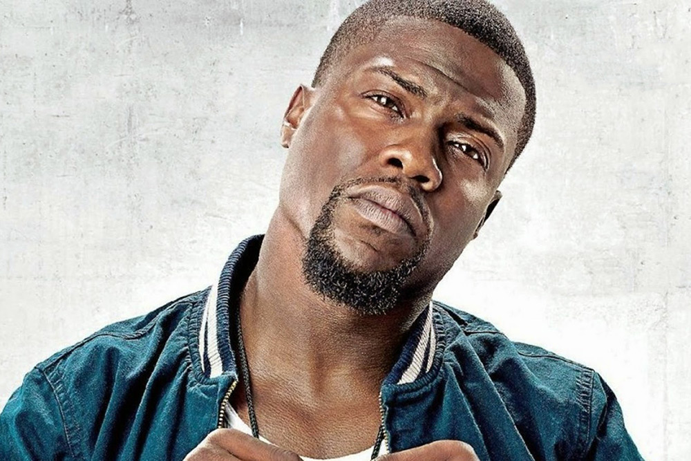 "Kevin ""Chocolate Droppa"" Hart Taps Migos and T.I. for New Track ""Baller Alert"""