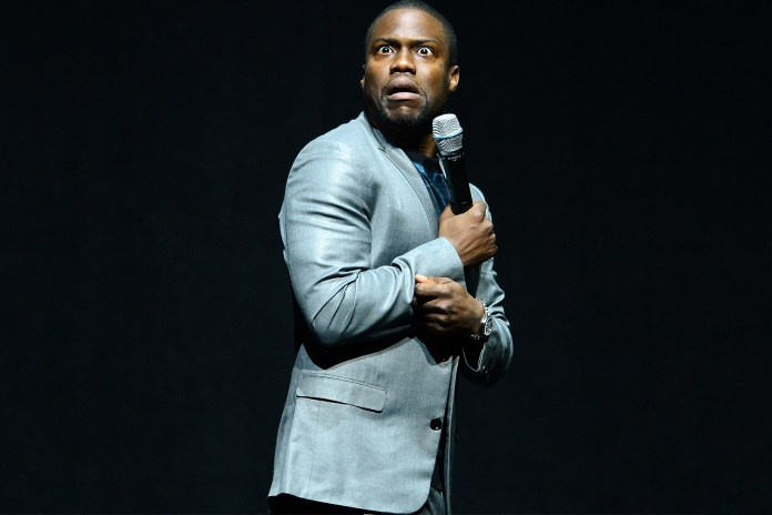 Kevin Hart Is Now the Highest-Paid Comedian in the World